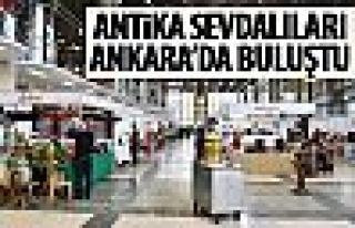Ankara'da antika sergisi