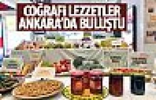 Ankara'da Coğrafi İşaretler Zirvesi