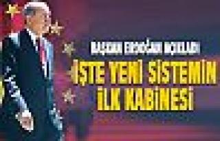Başkan Erdoğan açıkladı: İşte yeni sistemin...