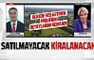 Başkan Şimşek İdeal Cumhuriyet Köyü projesinin...