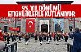 Başkan Tuna'dan Ankara'nın başkent oluşunun 95....