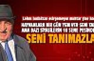 Bayram Özkan'dan siyasilere ders gibi sözler