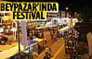 Beypazarı'nda festival