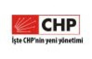 CHP'nin yeni yönetimi