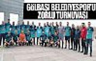 Gölbaşı Belediyesispor 2020 Spor Toto Kamu Futbol...