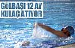 Rauf Denktaş Yarı Olimpik Yüzme Havuzu ve spor...