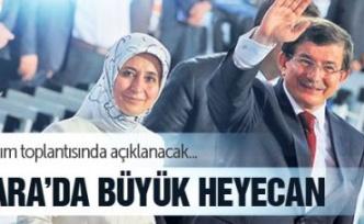 AK Parti Ankara'da şölene hazırlanıyor