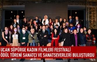 Sanatçı ve sanatseverler Ankara bir araya geldi