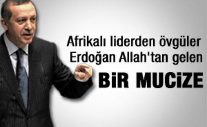 Somali Başbakanı: Erdoğan Allah'tan gelen bir mucize