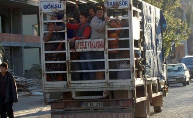 Türkiyeden ilginç manzaralar