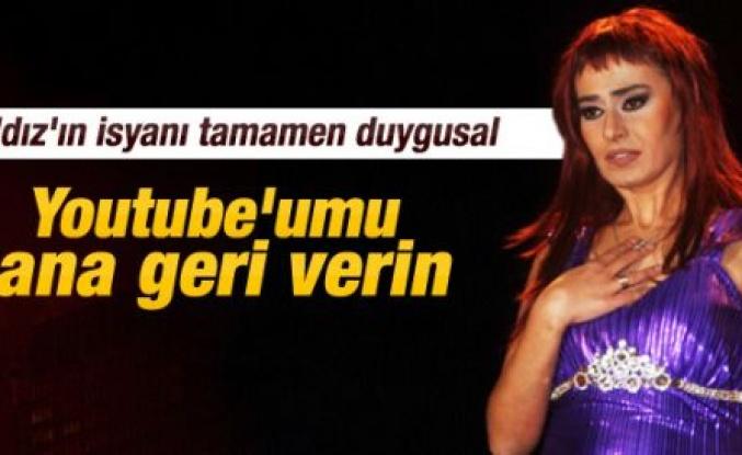 Yıldız Tilbe: Youtube yasağı bana haksızlık